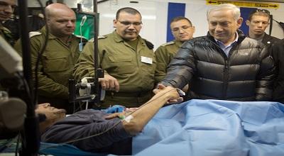 İsrail'de, Suriyeli 1400 silahlı muhalifin tedavisi gerçekleşti