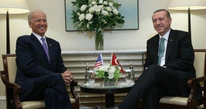 Erdoğan, ABD'den IŞİD'le birlikte Suriye'de rejimi vurmasını da istedi