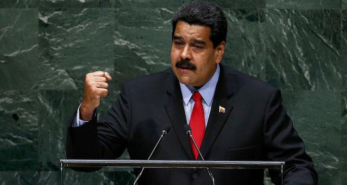 Venezüela'nın Yiğit Lideri Nicolas Maduro, ABD'ye Meydan Okumaya Devam Ediyor