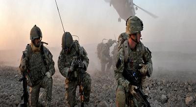 Afganistan'daki Amerikan askeri işgale devam ediyor
