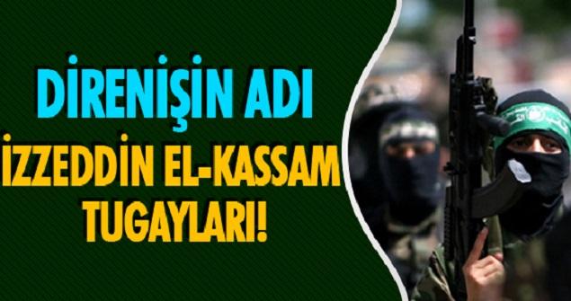 Kassam Tugayları'ndan işgalci israile İbranice mesaj: Ahmaklık yapma!