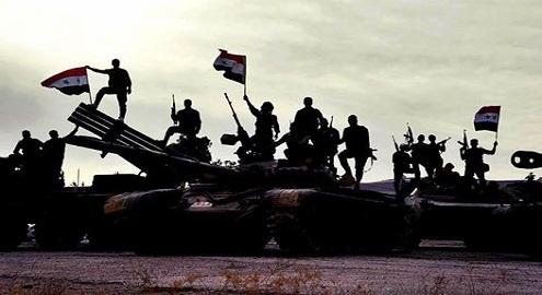 Suriye'ye geçen 30 araçlık terör konvoyu imha edildi
