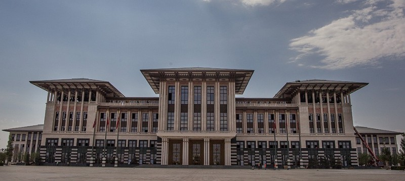 Maliye Bakanı Şimşek, Cumhurbaşkanlığı Sarayı'nın bedelini açıkladı