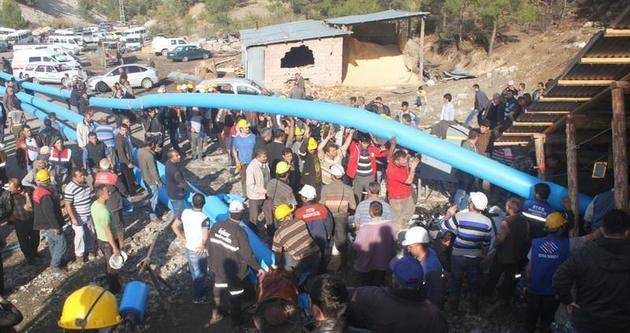 2 madencinin daha cesedine ulaşıldı