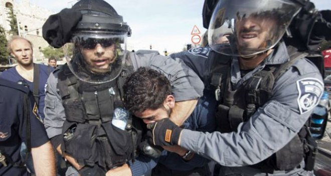 100'ü aşkın Filistinliyi göz altına alındı