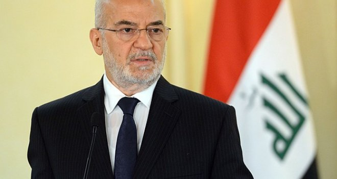 Irak Dışişleri Bakanı İbrahim Caferi Türkiye'ye geliyor.