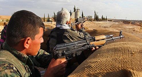 Suriye'nin kuzeydoğusunda 100 köy IŞİD'den kurtarıldı