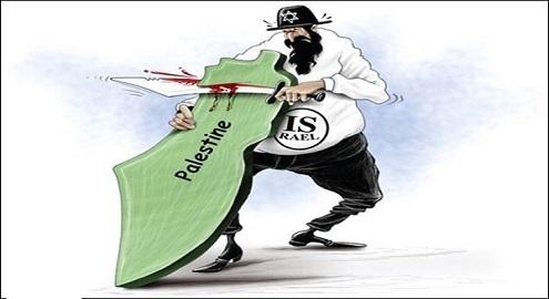 Karikatür – IŞİD'in gerçek yüzü