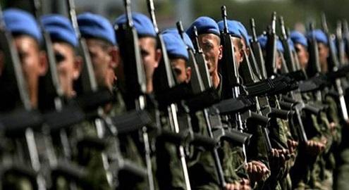 Kışlada Zehirlenen 70 Asker Hastaneye Kaldırıldı