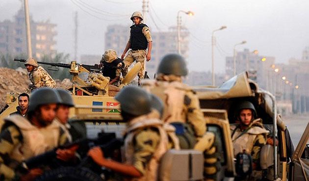 Mısır, Suriye'ye Asker Göndermeyeceklerini Duyurdu