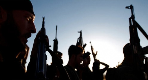 Suriye'de İsrail Yapımı Lov Füzeleri Ele Geçirildi