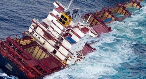 Çin'de gemi kazası… 32 kayıp