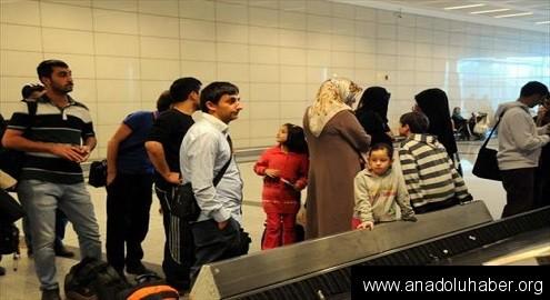 Sana'da bulunan 185 Türkiyeli İstanbul'a getirildi