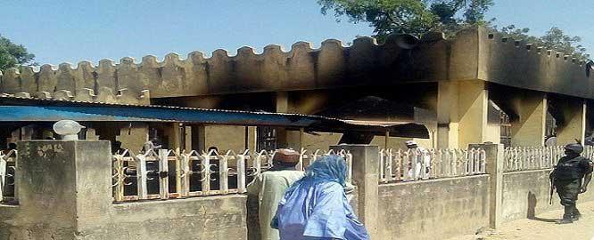Tekfirci teröristler camiye saldırdı! 42 ölü, 68 yaralı