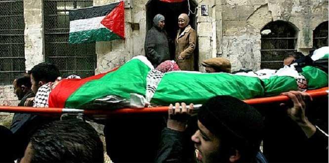 Milyonluk Kudüs gösterisinde şehit olan Filistinli Şehit Çocuktan Ağlatan Vasiyet