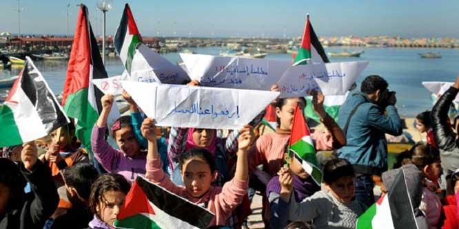 Filistinli gruplar: Amerika bütün bölgeyi parçalamak istiyor