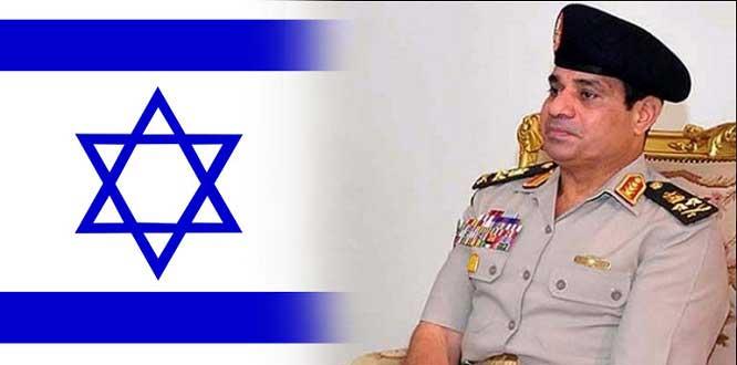 Siyonist Netanyahu, Darbeci Sisi'den övgüyle söz etti