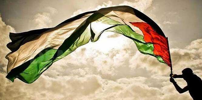 BM'de 'Filistin bayrağı' oylaması