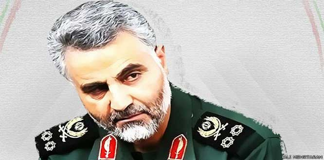 ABD ve israil'den Kasım Süleymani'ye ilişkin suikast planı