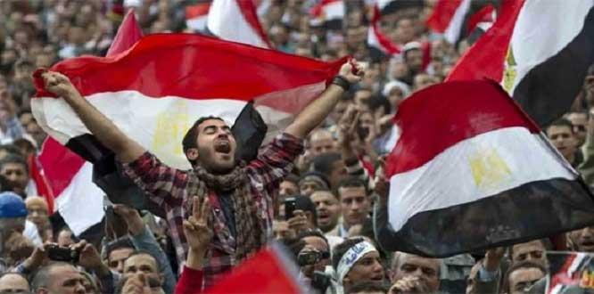 Mısır'da askerlerin öldürüldüğü olaylara karışan 15 kişi idam edildi!