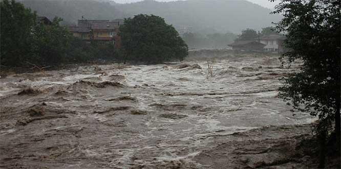 Araklı'daki sel felaketinde hayatını kaybedenlerin sayısı 4'e yükseldi