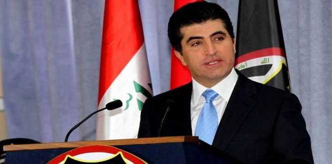 Barzani: İlişkilerimizi normalleştirmek için tüm çabamızı gösteriyoruz