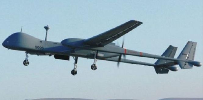 Yemen Ordusuna Ait İHA'lar BAE'nin Patriot Sistemini Vurdu