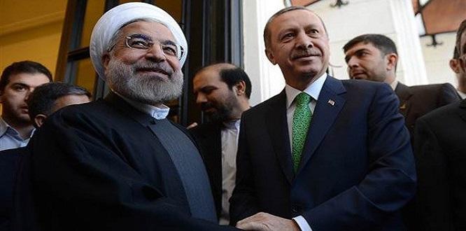 Erdoğan ile Ruhani arasında basına kapalı görüşme