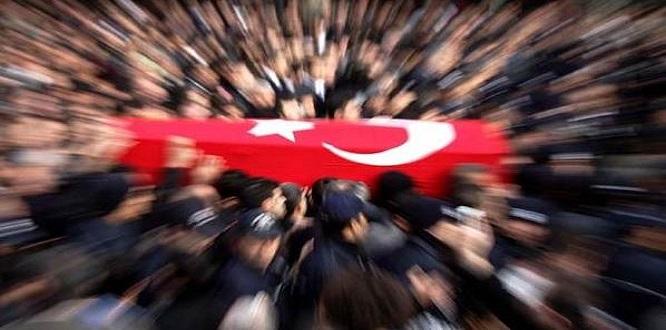 Bitlis'ten acı haber geldi: 1 şehit