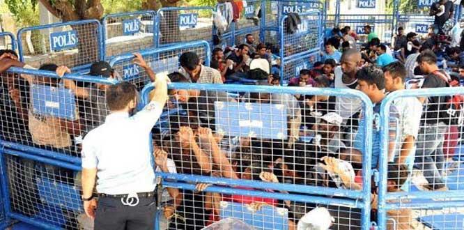 Avrupa Sığınmacılar İçin Toplanıyor