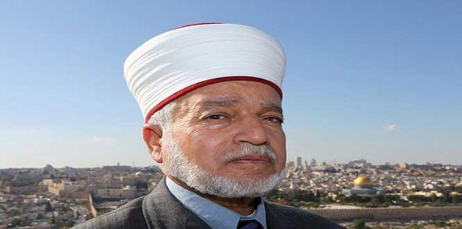 Mescidi Aksa hatibi: Arap münafıklar Müslüman ülkeleri tarumar ettiler