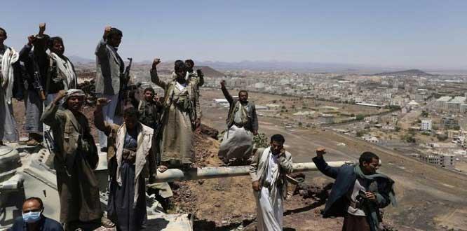 Yemen Ensarullah Hareketi, işgalcilere ait bir gemiyi ele geçirdi