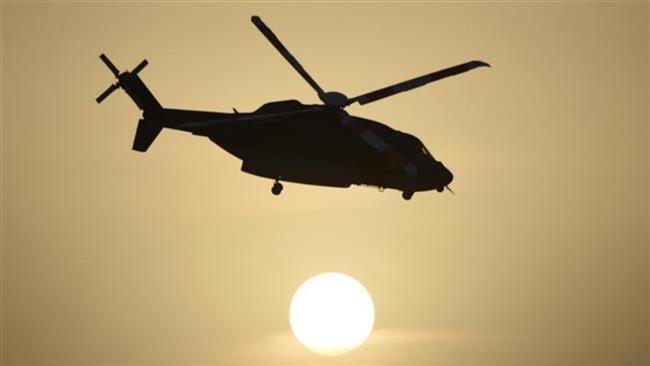 ABD'de helikopter ırmağa düştü! 2 ölü, 3 kayıp