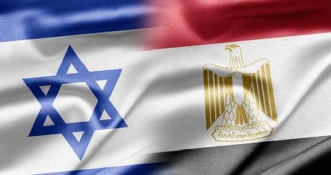 Mısır ve siyonist israil arasında doğalgaz anlaşması