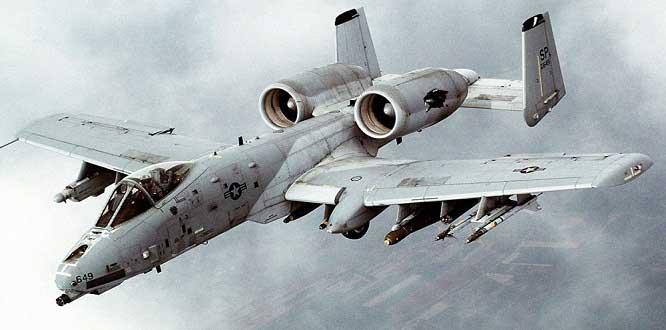 ABD'nin 'tank katili' uçakları İncirlik'te