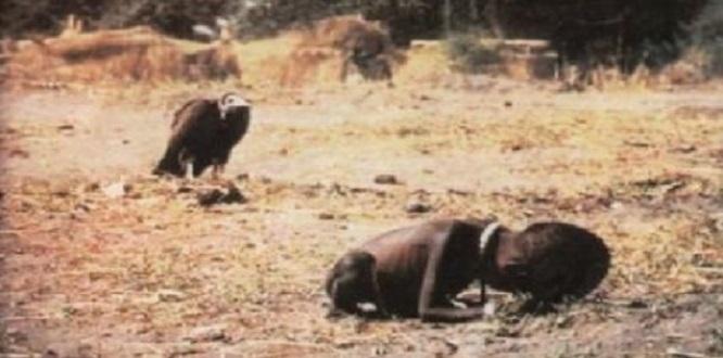BİLİYOR MUYDUNUZ? Dünyada her 5 saniyede bir çocuk açlıktan ölüyor