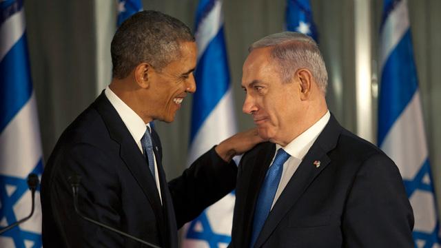 Obama: İsrail'in Filistin terörüne karşı kendini savunma hakkı var!