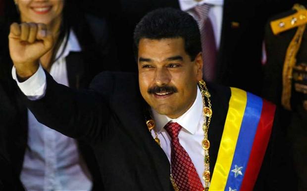 Maduro: Büyük bir zafer kazanmaya doğru gidiyoruz