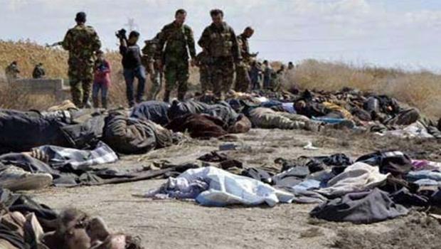 Musul operasyonu kapsamında 302 teröristi öldürüldü