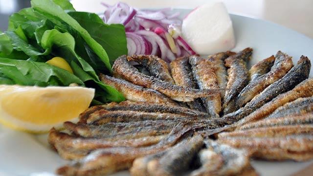 Balığın yanında bunu sakın yemeyin!