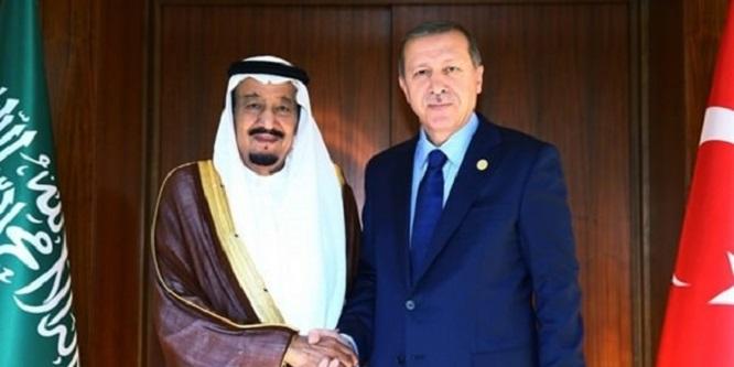 Kral Selman'dan Erdoğan'a: İlişkimize kimse zarar veremez