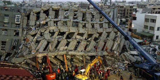 ABD'de 6.5 büyüklüğünde deprem