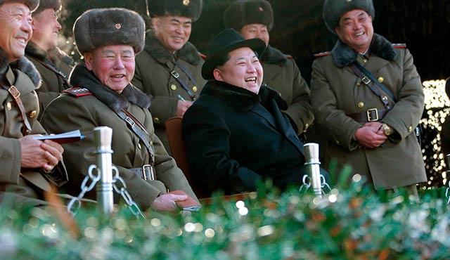 Kuzey Kore'den Büyük Şeytan ABD'yi kudurtacak hamle