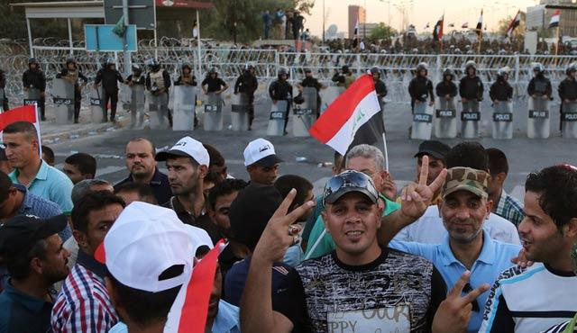 Basra Olaylarında Suudi İstihbaratının Parmağı Olduğu Ortaya Çıktı