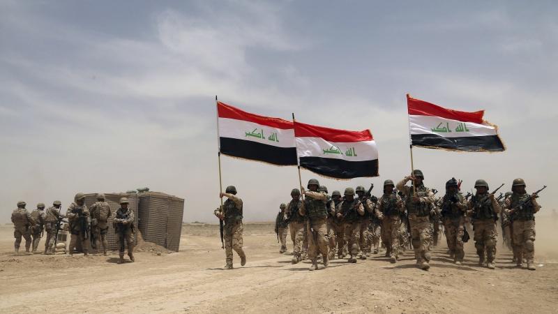 Alas petrol havzaları terör örgütü IŞİD'den tamamen kurtarıldı
