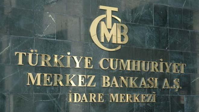 Merkez Bankası yıl sonu Dolar/TL beklentisi ise 6.2030'dan 6.431'e yükseldi