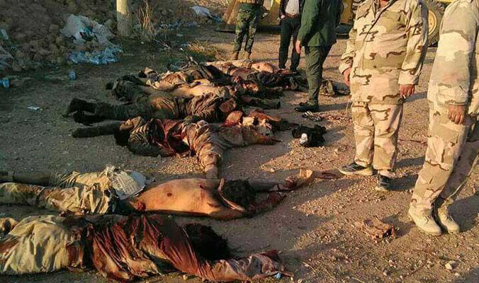 IŞİD'in en önemli komutanlarından biri öldürüldü