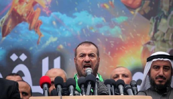 Hammad: İsrail Filistin topraklarından çıkarılıncaya kadar intifada devam edecek