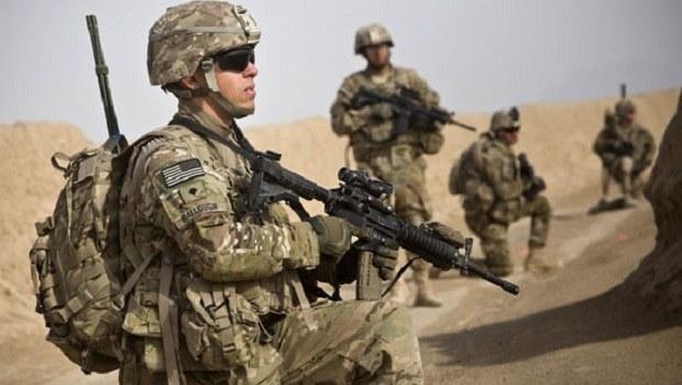 ABD askerleri Gaziantep'te eğitiliyor!