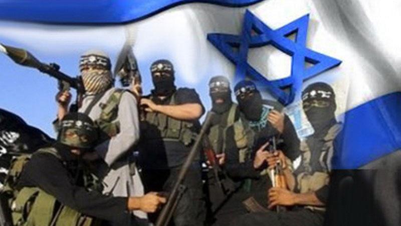 Soykırımcı israil: İran'ı engellemek için Suriye'deki gurupları destekliyoruz